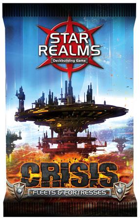Star Realms: Crisis - Flotten und Festungen Erweiterung (engl.)