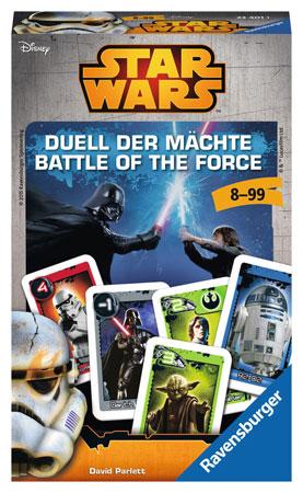 Star Wars - Duell der Mächte Kartenspiel