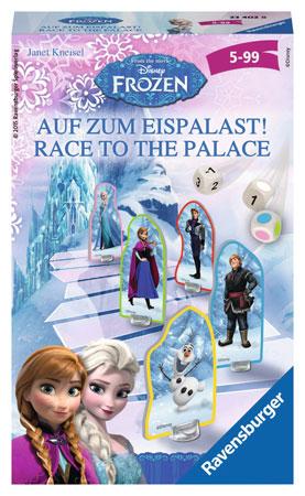 Disney Die Eiskönigin - Auf zum Eispalast!