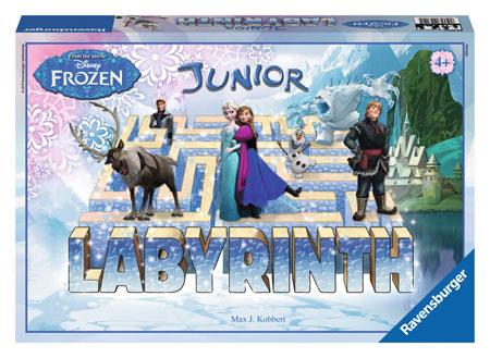 Junior Labyrinth - Die Eiskönigin
