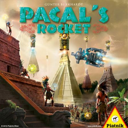 Pacal´s Rocket - Die Legende von Palenque
