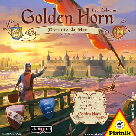 Golden Horn - Dominio da Mar Erweiterung