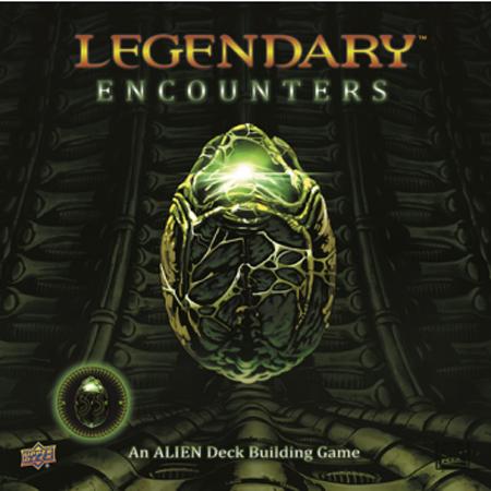 Legendary Encounters - Alien (engl.)