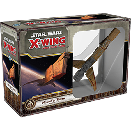 Star Wars X-Wing: Reisszahn