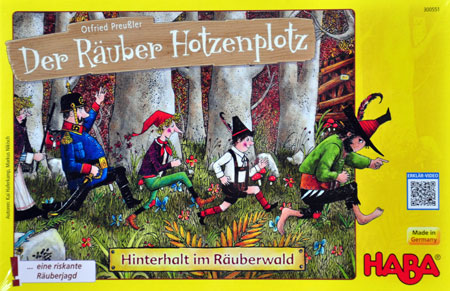 Der Räuber Hotzenplotz - Hinterhalt im Räuberwald