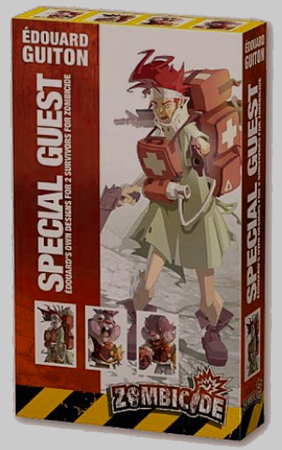 Zombicide - Special Guest Box: Edouard Guiton