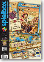 "Spielbox 3/2015 inkl. Bonuskarte zu ""Dixit"""