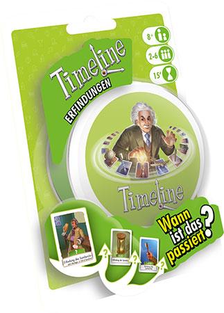 Timeline - Erfindungen