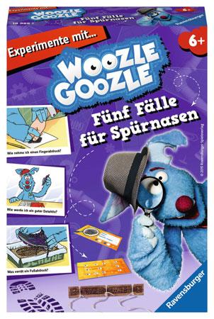 Woozle Goozle - Fünf Fälle für Spürnasen (ExpK)