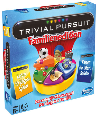 Trivial Pursuit - Familienedition