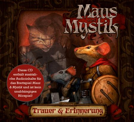 Maus & Mystik: Hörspiel CD - Trauer und Erinnerung (CD)