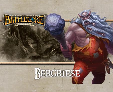Battlelore 2. Edition - Bergriese Erweiterung