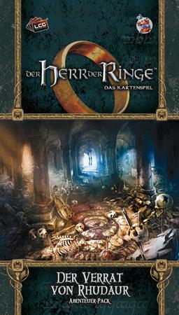 Der Herr der Ringe - Das Kartenspiel: Der Verrat von Rhudaur (Angmar erwacht 4)