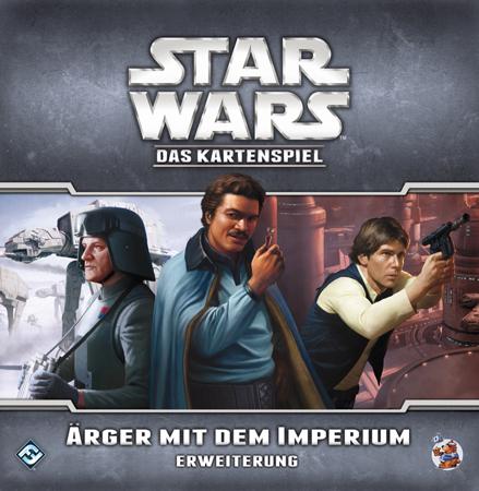 Star Wars - Das Kartenspiel - Ärger mit dem Imperium Erweiterung