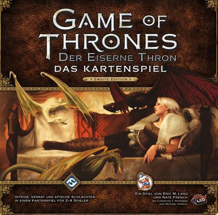 Der Eiserne Thron - Das Kartenspiel 2. Edition