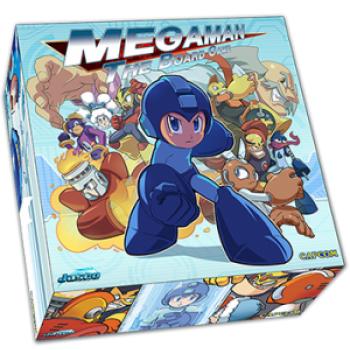 Mega Man - Brettspiel (engl.)
