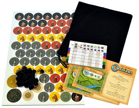 Orléans - Spielmaterial für 5.Spieler