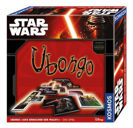 """Ubongo - Star Wars """"Das Erwachen der Macht"""""""