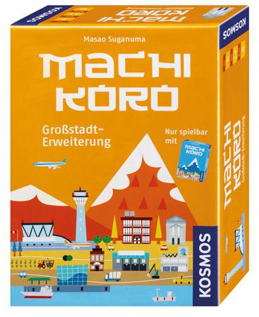 Machi Koro - Großstadt Erweiterung