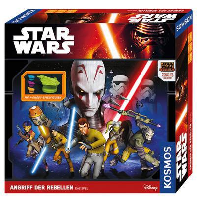 Star Wars Rebels™ - Angriff der Rebellen - Das Spiel