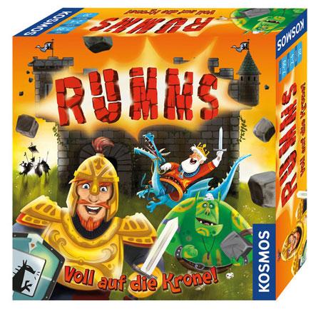 Rumms - Voll auf die Krone!
