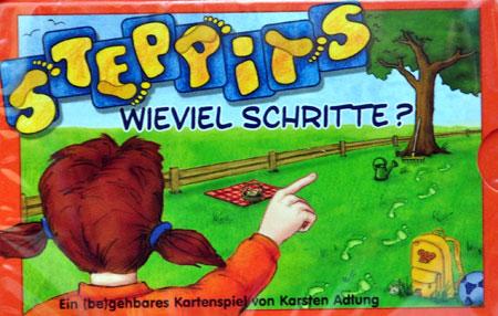 Steppits - Wieviel Schritte?