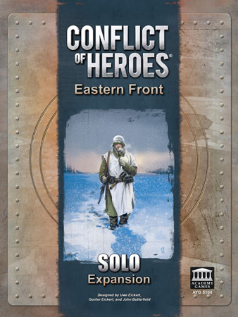 Conflict of Heroes - Eastern Front Solo Expansion (engl.)