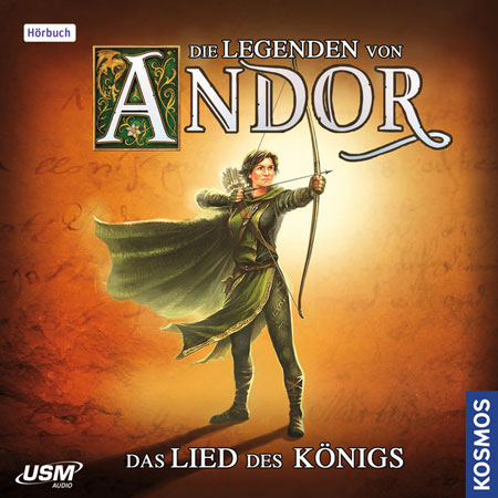 Die Legenden von Andor - Das Lied des Königs (Hörbuch CD)