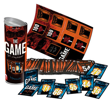 The Game - On Fire Edition