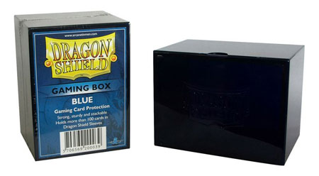 Dragon Shield Kartenbox 100+ (Blau)