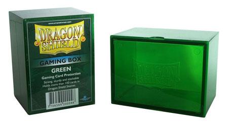 Dragon Shield Kartenbox 100+ (Grün)