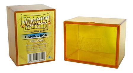 Dragon Shield Kartenbox 100+ (Gelb)