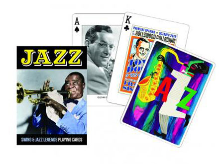 Collectors Cards - Pop Kultur - Jazz