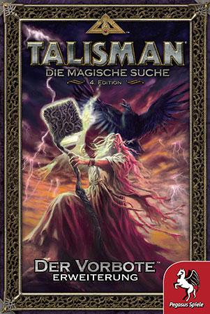Talisman: Die Magische Suche (4. Edition) - Der Vorbote Erweiterung