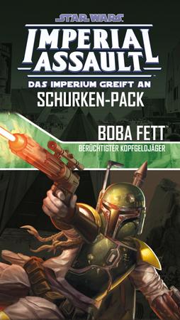Star Wars: Imperial Assault - Boba Fett Erweiterung