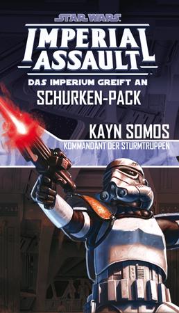 Star Wars: Imperial Assault - Kayn Somos Erweiterung