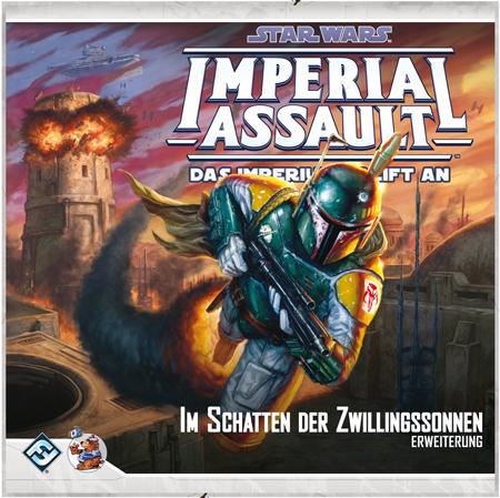 Star Wars: Imperial Assault - Im Schatten der Zwillingssonnen Erweiterung