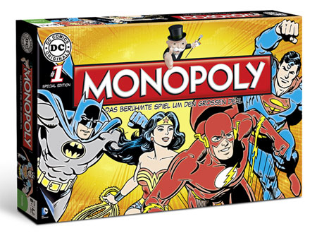 Monopoly - DC Originals