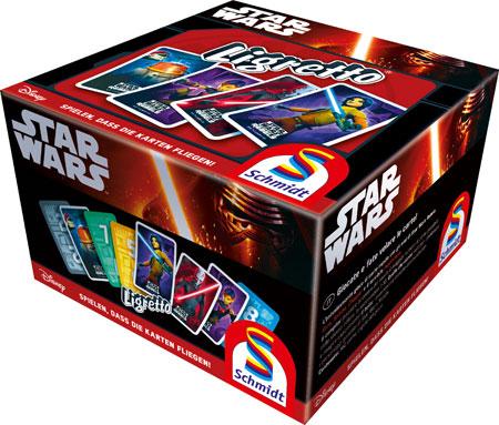 Ligretto - Star Wars Rebels Edition