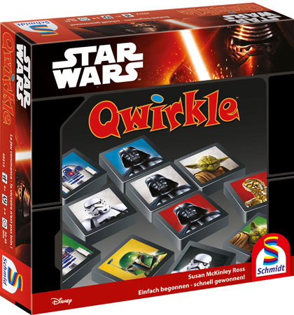 Qwirkle - Star Wars Edition