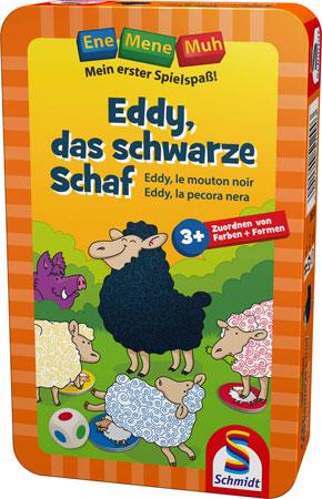 Ene, Mene, Muh - Eddy, das schwarze Schaf (Metalldose)