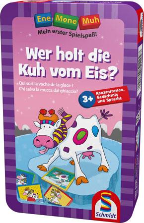 Ene, Mene, Muh - Wer holt die Kuh vom Eis? (Metalldose)