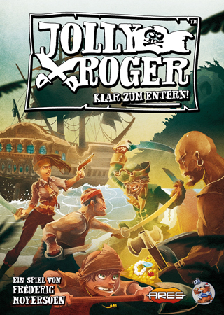 Jolly Roger - Das Kartenspiel