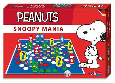 Peanuts - Nur keine Aufregung