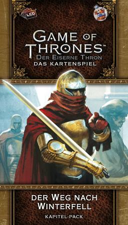 Der Eiserne Thron - Das Kartenspiel - Der Weg nach Winterfell (Westeros 2)