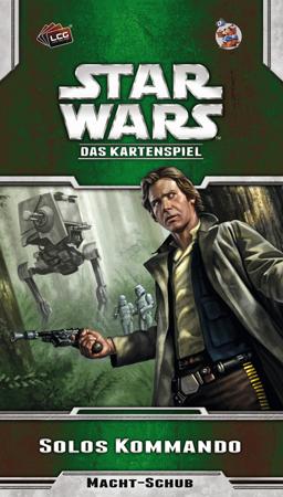 Star Wars - Das Kartenspiel - Solos Kommando (Endor-Zyklus 1)