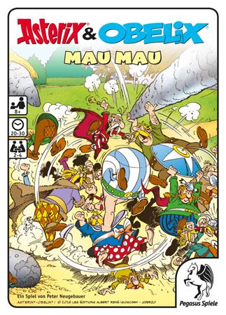 Asterix & Obelix - Mau Mau