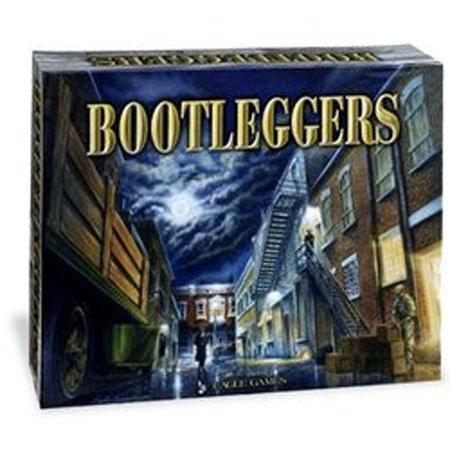 Bootleggers - Prohibition Era Mayhem! (engl.)