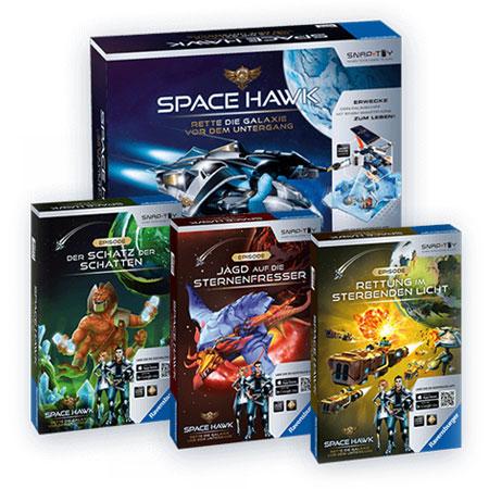 Space Hawk - Mega Bundle