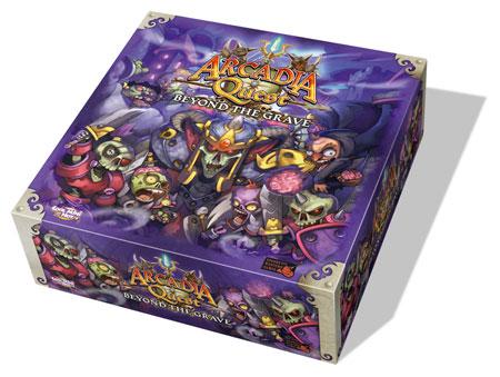 Arcadia Quest - Jenseits der Gruft Erweiterung